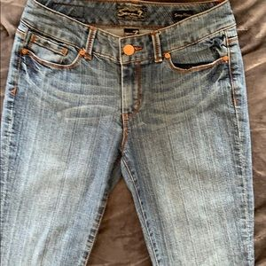 Seven7 Sexy Flare wise leg jeans